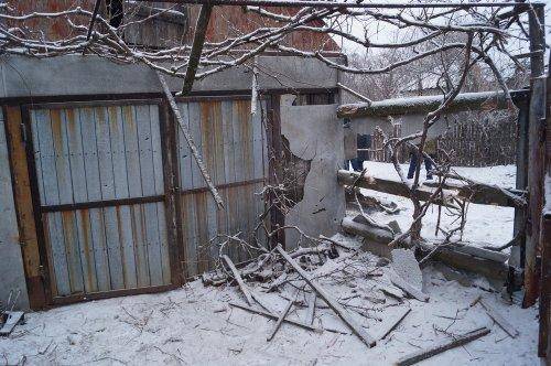 Оккупированная «ЛНР» Ломоватка попала под обстрел (фото)