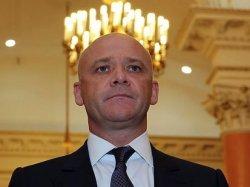 Суд сегодня рассмотрит ходатайство об отстранении Труханова с должности мэра Одессы