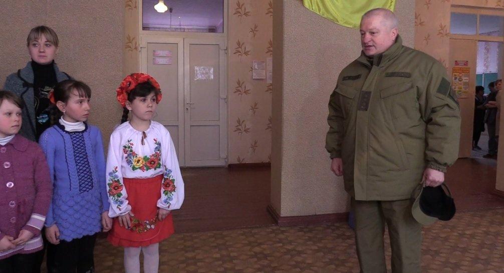 Украинская диаспора изсоедененных штатов помогла поселку наЛуганщине