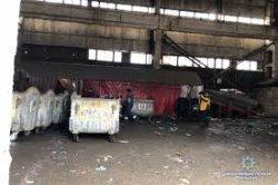 В Киеве устанавливают обстоятельства смерти ребенка, которого нашли на заводе по переработке вторсырья