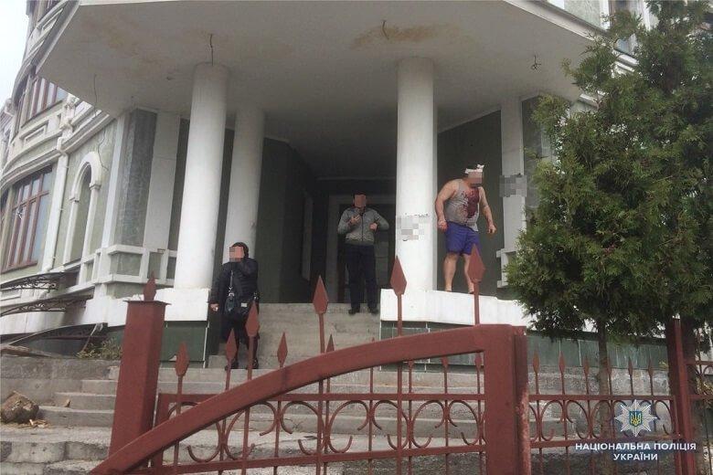 ВСвятошинском районе столицы Украины  произошла стрельба