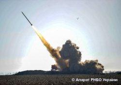 """В Украине начались испытания нового ракетного комплекса """"Ольха"""""""