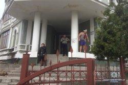 В Киеве произошла стрельба в общежитии переселенцев, есть пострадавшие