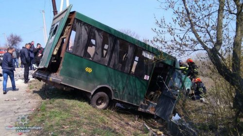 Полиция устанавливает обстоятельства ДТП в Лисичанске
