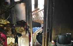 В Одессе во время пожара погиб ребенок