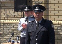 Аваков и Князев представили нового начальника полиции Луганщины (фото)