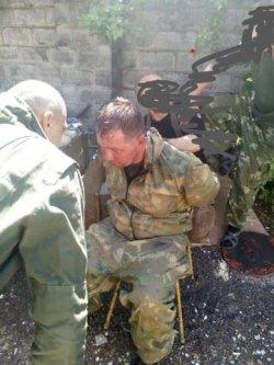 На Донбассе бойцы ООС задержали боевика 3-го батальона 7-й мотострелковой бригады российских-террористических войск (фото)