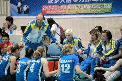 Паралимпийская сборная Украины по волейболу завоевала «бронзу» на международном турнире Супер-6