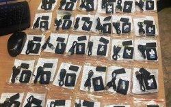 В Черкассах разоблачили контрабанду приборов для прослушивания