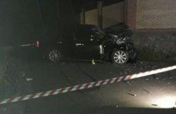 Под Киевом расстреляли автомобиль, погиб водитель