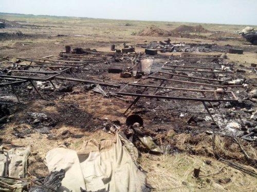 4 года назад в этот день под ракетный обстрел попали пограничники под Зеленопольем