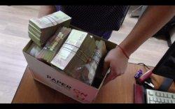 В Северодонецке полицейские из Харькова украли 500 тысяч гривень