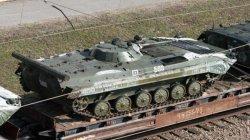 Россия стягивает артиллерию и танки к линии разграничения на Донбассе