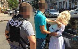 В Одессе СБУ задержала на взятке замначальника райотдела Нацполиции
