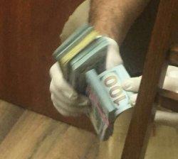 Старший следователь ГПУ попался на взятке в $50 тысяч
