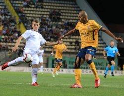 Луганская «Заря» отправилась в Португалию для игры с «Брагой» в раунде Лиги Европы