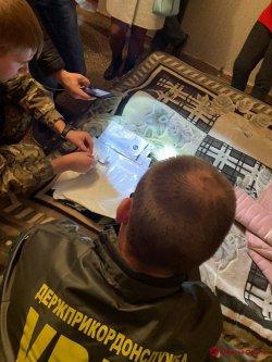 В Одесской области пограничники блокировали канал сбыта амфетамина