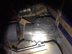 Из оккупированного Донецка пытались вывезти украденое шахтное оборудование на 1,2 млн гривень