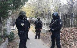 В Одесской области полицейские застрелили подозреваемого в убийстве учителя на кладбище