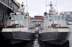 В Одессе пройдут испытания десантно-штурмовых катеров типа «Кентавр»