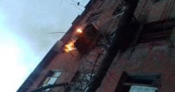 Боевики обстреляли жилые дома в Золотом-4