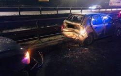 В Киеве пьяный замглавы Голосеевской РГА травмировал патрульную