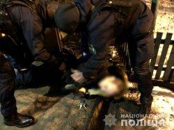 В Киевской области задержали банду угонщиков элитных авто
