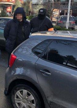В Киевской области полицейский погорел на взятке