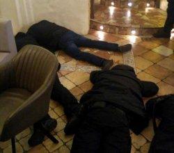 В Киеве задержали двоих «воров в законе» и криминального авторитета из РФ