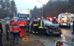 В Киеве в результате ДТП пострадали 5 человек