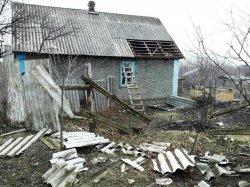 Боевики обстреляли Камышеваху-1