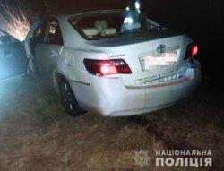 В Киевской области в автомобиле во время движения взорвалась граната
