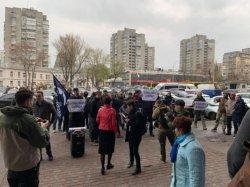 В Киеве праворадикалы напали на ЛГБТ-активистов, есть пострадавшие