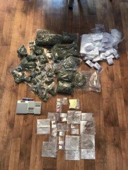 СБУ задержала в Киеве крупную наркогруппировку