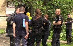 В Киеве произошел взрыв. Погиб один человек