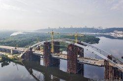 Движение по Подольско-Воскресенскому мосту планируют открыть в 2020 году