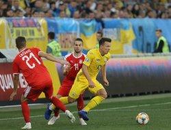 Лучшая игра сборной: Украина - 5, Сербия  - 0