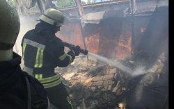 В Одесской области на пожаре погибли 4 детей