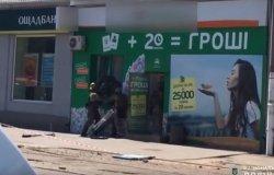 В Одессе штурмом взяли террориста требовавшего миллион долларов
