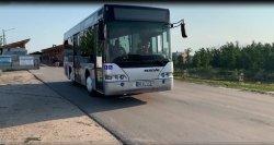 В Луганской области запустили бесплатный автобус от моста до КПВВ «Станица Луганская»