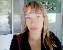 Журналистка-переселенка из Луганска Яна Осадчая нуждается в помощи