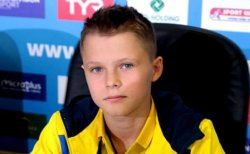 Cпортсмен из Северодонецка Алексей Середа стал самым юным чемпионом Европы в истории