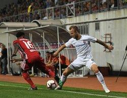 Луганская «Заря» пробилась в плей-офф раунда Лиги Европы.
