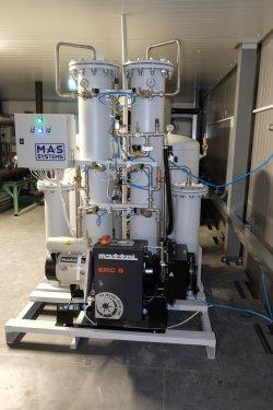 Генератор азота промышленный от производителя