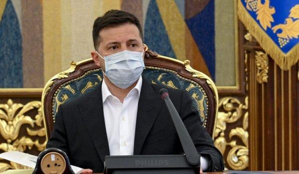 Зеленский поручил за 2 месяца подготовить законы о переходном правосудии навременно оккупированных территориях Донецкой иЛуганской областей