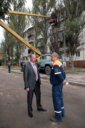 Директор луганского завода «Маршал» Сергей Гундарь : «Не буди лихо…»